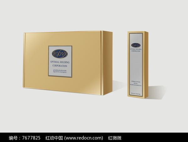 精油美容品包装设计图片