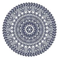 剪纸艺术镂空雕花图案