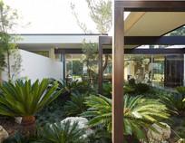 别墅景观庭院设计意向图