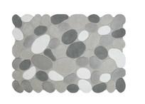 仿鹅卵石地毯 skp