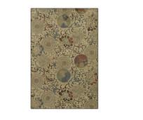 复杂图案地毯