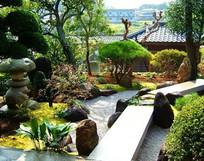 日式园林景观 JPG