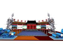 水文化展示厅模型