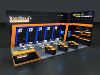 卫具展厅模型