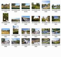 巴黎克利希区马丁路德金公园景观设计
