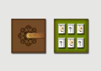 古典茶包装设计