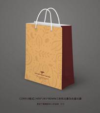 糕点食品手提袋设计
