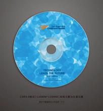 精美婚礼视频光盘贴纸设计