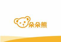 小熊头像设计