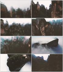 张家界奇山异石视频