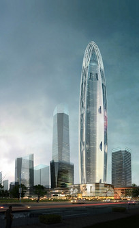 现代化高层建筑 JPG
