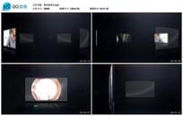 AECS6黑色商务宣传展示视频模板