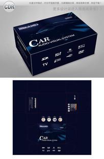 深蓝色汽车车载音频产品那种 AI