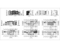 特色幼儿园设计方案图 dwg