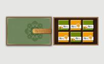 正山小种茶叶包装设计