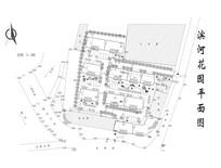 滨河花园住宅区设计