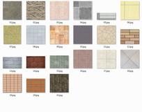 地面砖纹理贴图