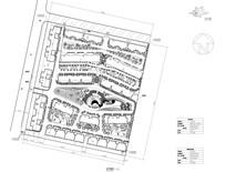 花园小区设计CAD dwg