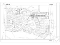 花园住宅区设计CAD dwg