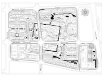 居住区及景观设计平面 dwg