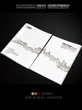 封面设计 金融行业封面设计  抽象彩虹封面设计 手绘蜘蛛网封面设计