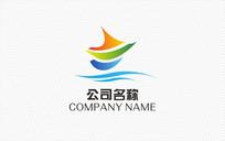 帆船logo设计 CDR
