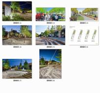 加拿大卑诗省的兰利市区麦克伯尼道路景观设计