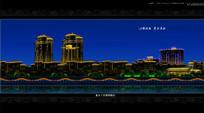 城市规划照明方案汇报