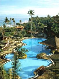 海边别墅景观创意游泳池酒店编号(下载:77675开重庆别墅区州图片