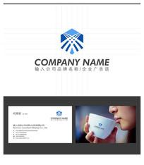 网络科技企业LOGO标志