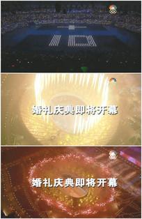 北京奥运大气10秒倒计时高清视频素材
