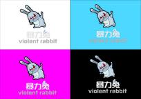 暴力兔LOGO