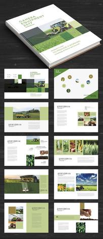 农业稻谷画册