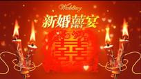 新婚喜宴视频素材