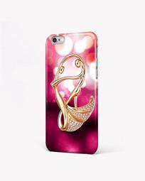 绚丽钻石立体雕塑手机壳图案 PSD