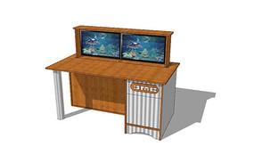 带画板书桌