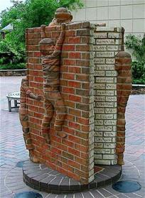 红砖街头艺术