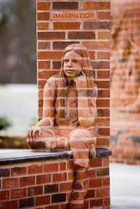 人物雕塑景观