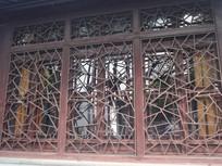 木冰裂纹花窗 JPG