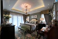 典雅欧式卧室