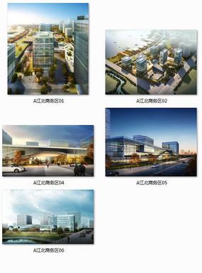 江北商务区
