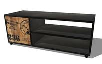 现代时尚电视柜矮柜