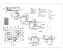 雕塑节点CAD模型