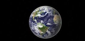 地球的SKP模型设计 skp