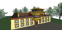 藏传佛教佛学院