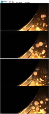 带透明通道颁奖遮罩框视频