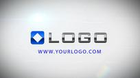 企业公司标志LOGO展示模板