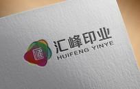 印刷行业logo