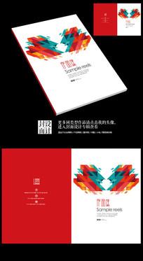 商业摄影展个人作品集封面设计