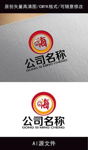 餐饮食品企业logo创意设计